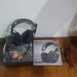 Astro A40 Gaming Headset (Used)