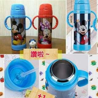 預購代購-可愛迪士尼新款保溫瓶(約4~10天出貨)