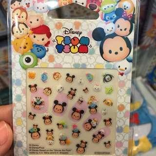 全新 正版 迪士尼 Disney 指甲貼 (米奇)