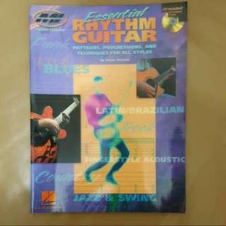 Essential RHYTHM Guitar Book And CD