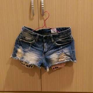 美式短褲S號
