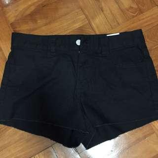 🍉 Black Shorts
