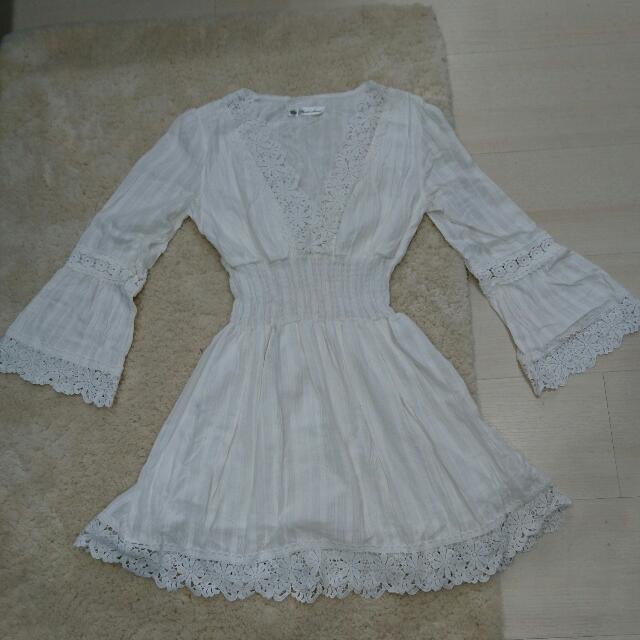 🆕波西米亞風浪漫束腰洋裝
