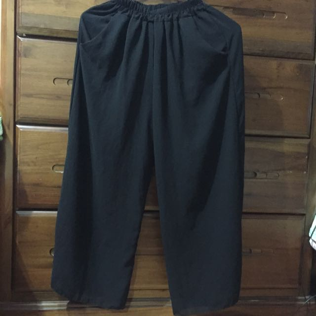 韓版雪紡款褲