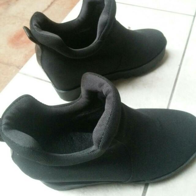 內增高女鞋
