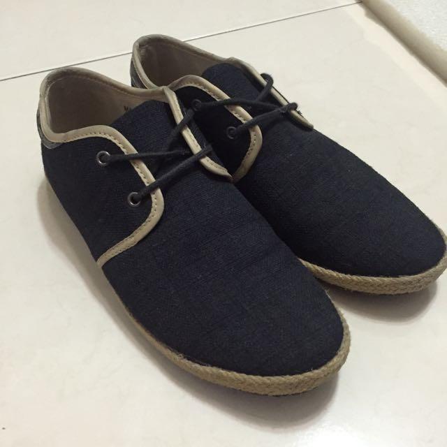 紳士休閒鞋 波希米亞風 簡約 時尚 紳士