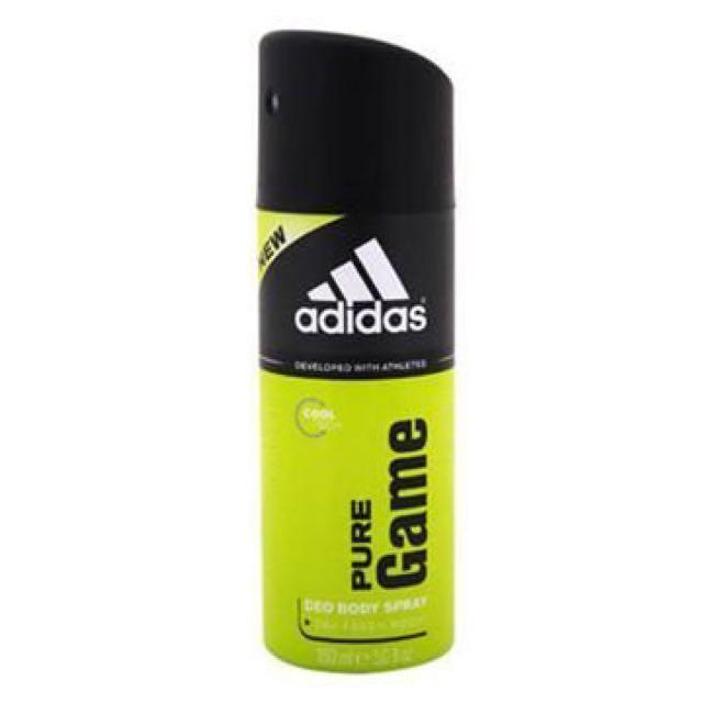 Adidas爽身噴霧