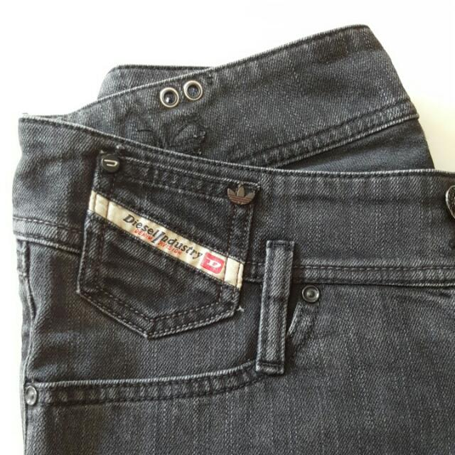 f64f512e Adidas X DIESEL Denim Jeans, Women's Fashion on Carousell