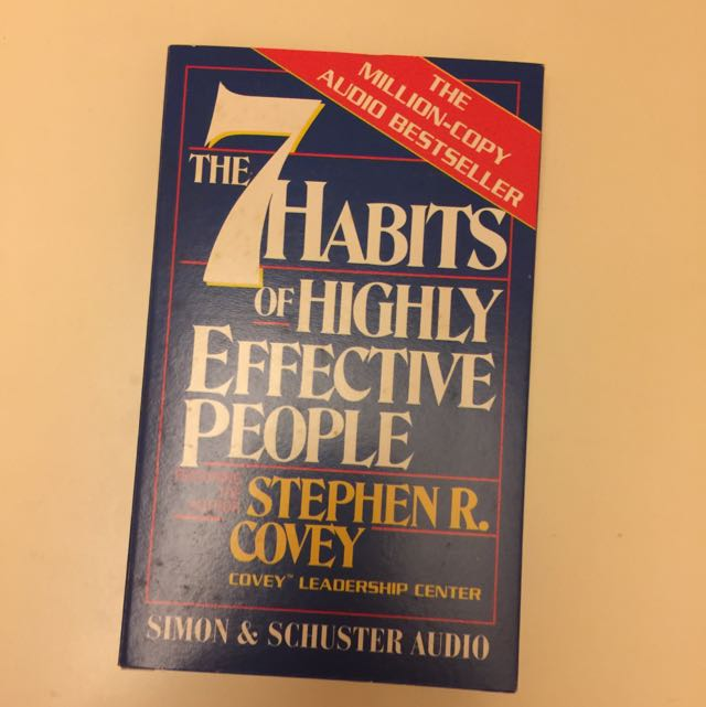 7 habits audio