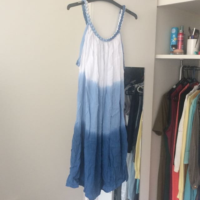 Beautiful Summer Dress - Size 10