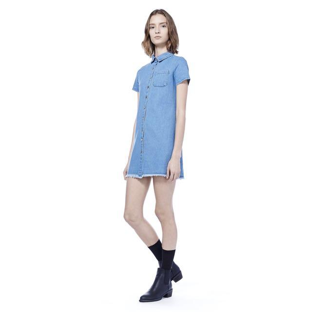 Editor's Market Denim Dress