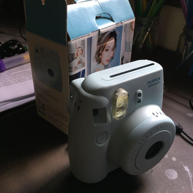 Fuji Film Instax Mini 8 blue