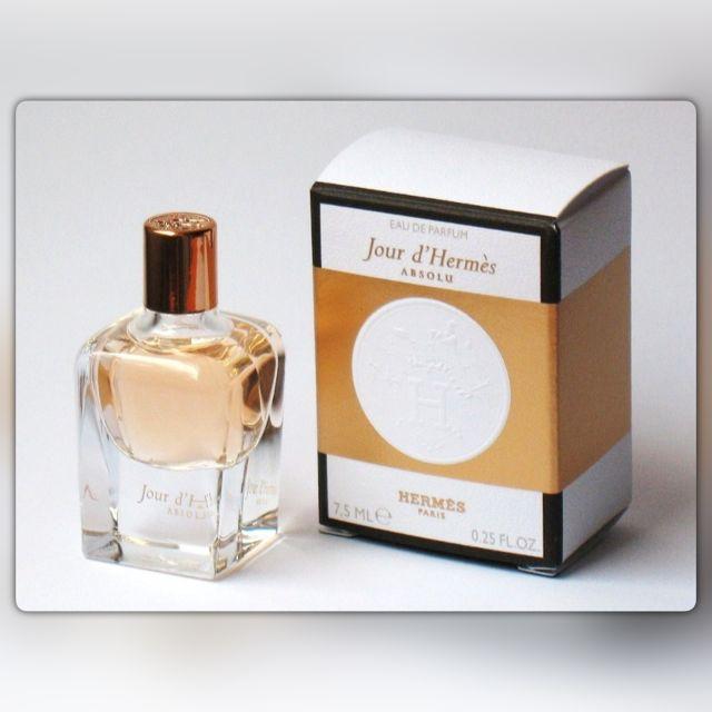 Hermes - Jour D Hermes Absolu Miniature Perfume EDP 7.5ml c5dcde7e44