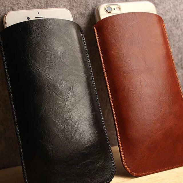 iPhone 4.7吋 🐂 皮手機套 完全包覆需要的保護