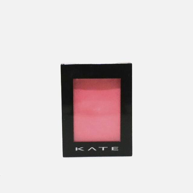 KATE粉橘色單色腮紅