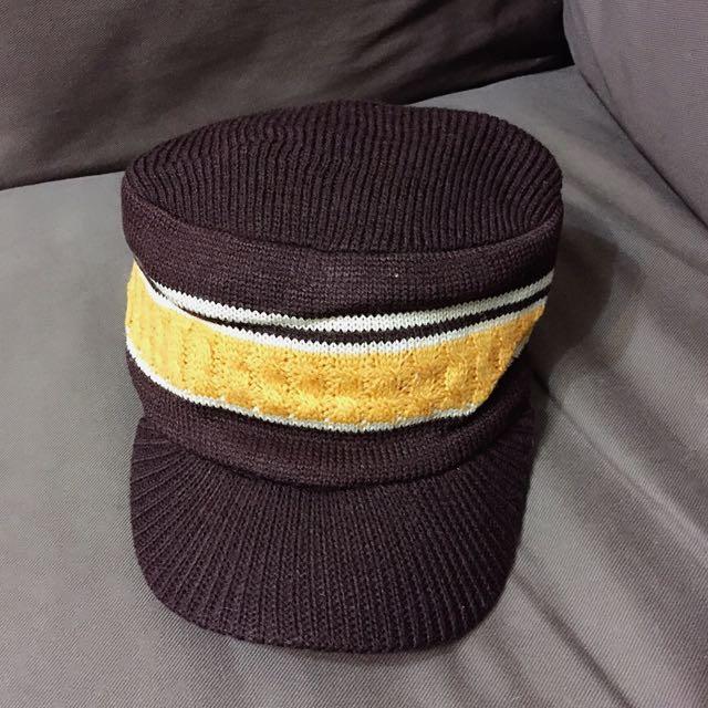 歐美知名品牌極限運動mexx百搭毛線帽
