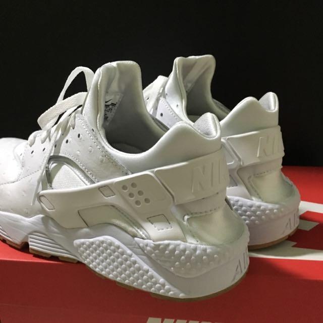 e1c55e9c7671 ... air huarache e55a5 2aa75 release date nike huarache ostrich white  us10.5 worn sneakers hashtag asics adidas puma reebok ...