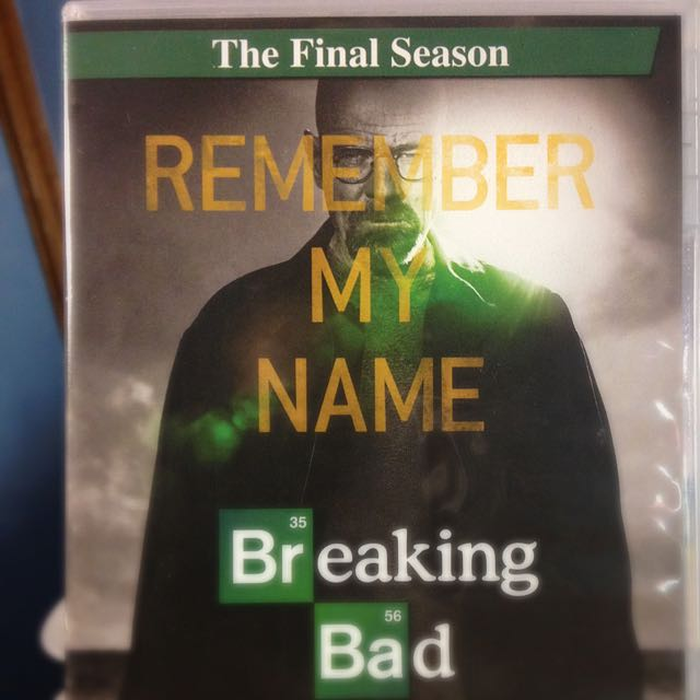 Breaking Bad: Part Two of the Final (Fifth Season)