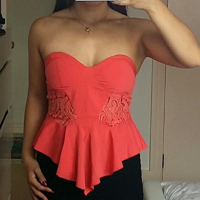 Pink Crop