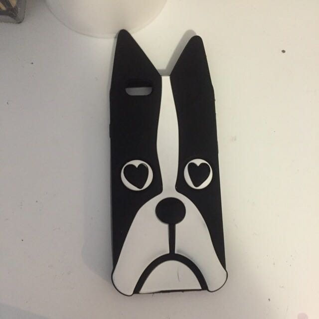 Marc Jacobs iPhone 6 Dog Cover Replica