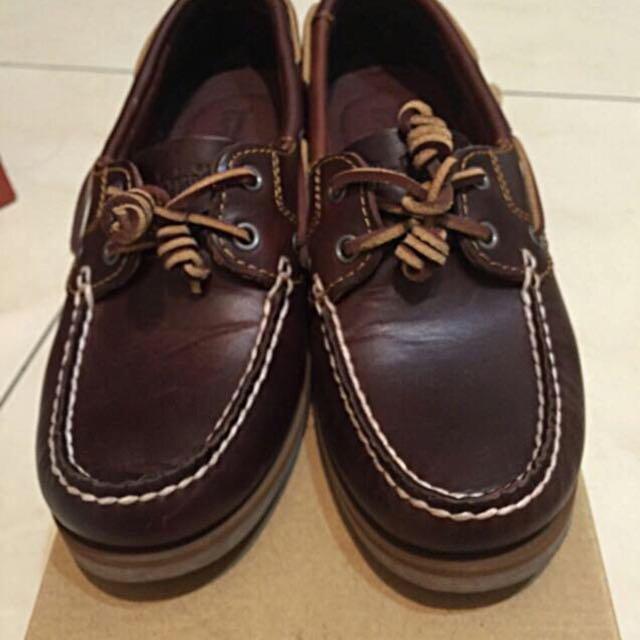 Timberland 帆船休閒鞋 23號 9.9成新