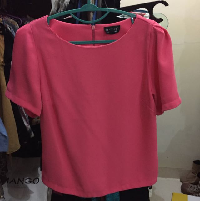 Top Shop constructed top size US 4