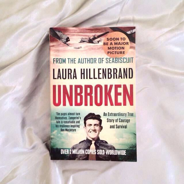 Unbroken: World War II story