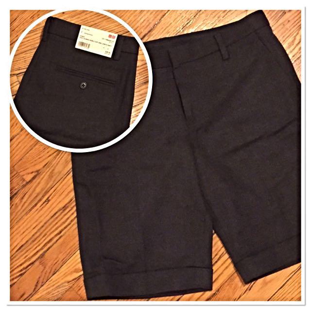 Uniqlo Cuffed Shorts