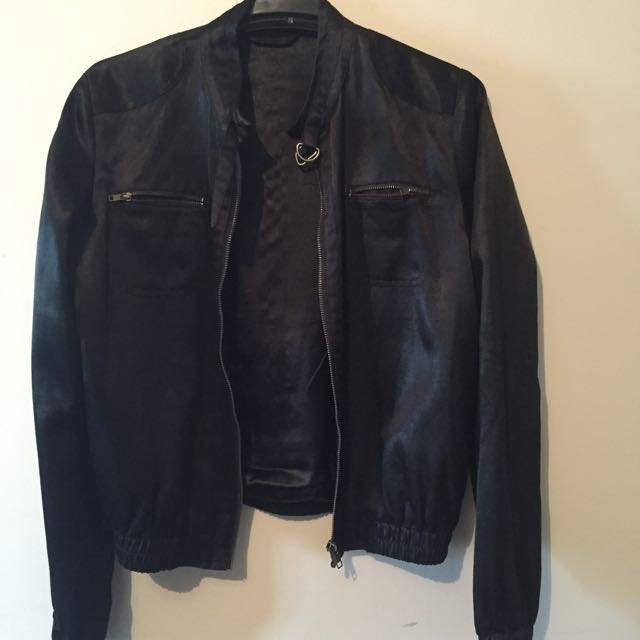 WRANGLER Black Size 10 Jacket