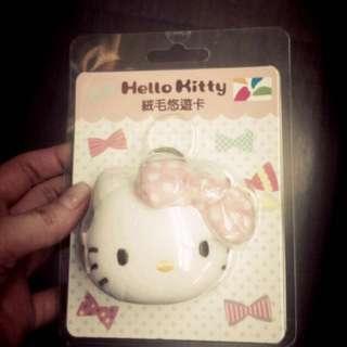 免運🎀Hello Kitty 🎀 絨毛悠遊卡