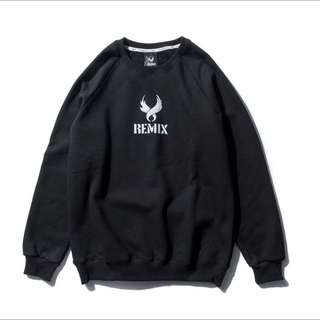 Spray Wing Logo Sweatshirt