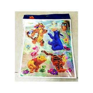 Disney 迪士尼 小熊維尼家族系列貼紙