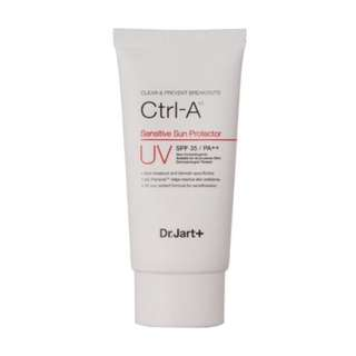 [Dr.Jart+]Ctrl-A敏感肌防曬隔離霜