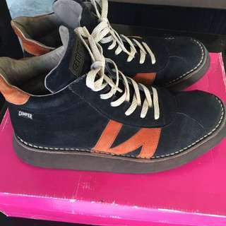 CAMPER Suede Sneaker