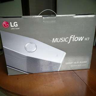 LG Music Flow H7