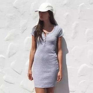(PO) Henley Dress