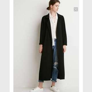 (PO) Long Blazer Coat