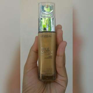 L'oreal True Match Liquid Foundation - G4 Golden Beige