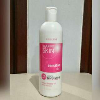 Oriflame Happy Skin Caring Body Lotion - Sensitive Skin