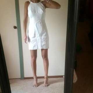 Portmans white Dress
