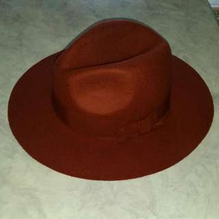 Wool Fidora Hat - Seed Heritage