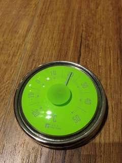 二手設計師品牌吸鐵溫度計