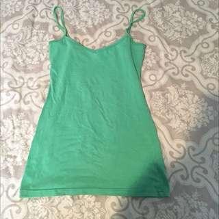 Bright Green Singlet