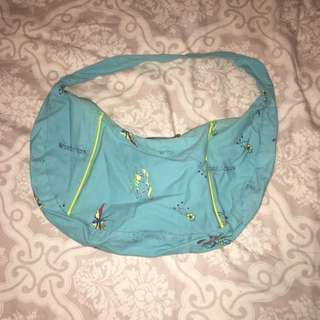 Blue Stussy Bag