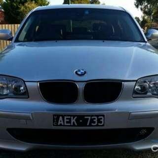BMW 120i  - E87 Series 2004