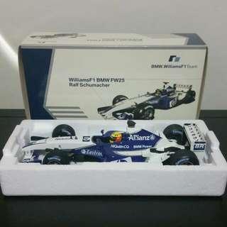 1/18 BMW Williams F1 Team