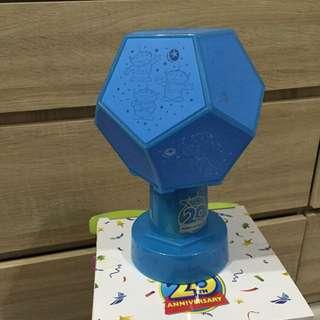 :: 玩具總動員 20週年 投影燈 ::