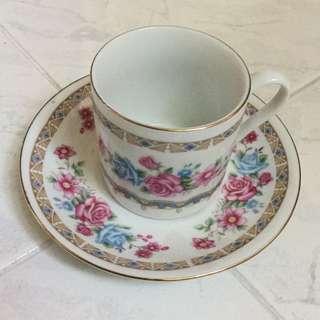 Vintage Small Espresso Cups