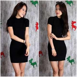 (PO) Noir Muse Dress