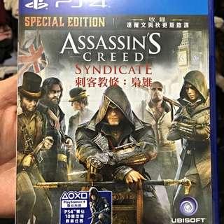 PS4-刺客教條梟雄